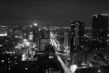 México nocturno