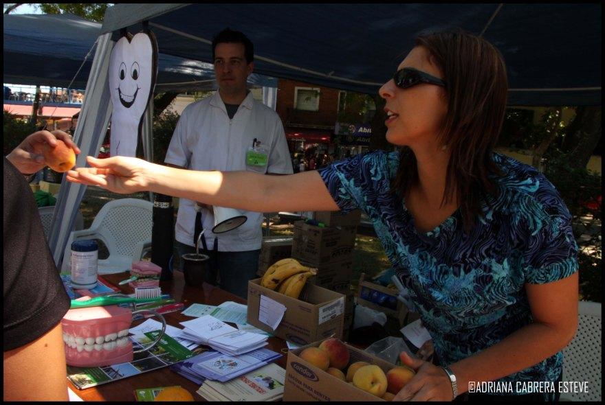 Feria de la salud-Colón