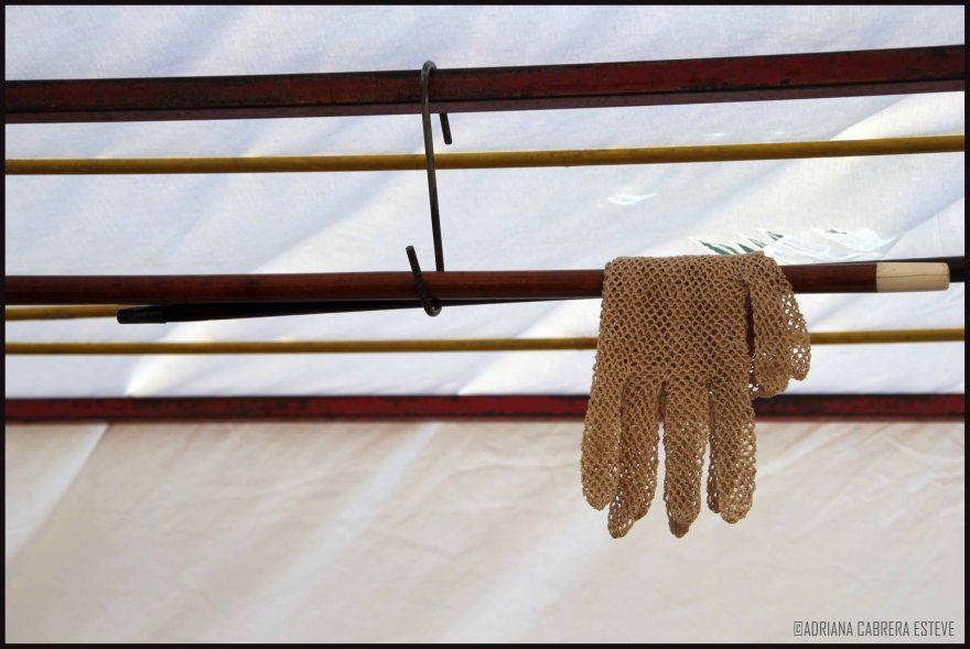 Colgar el guante
