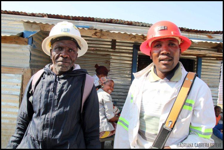 Mineros de Marikana 2014