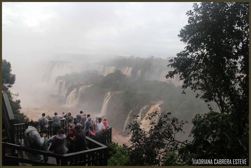 Cataratas del Iguazú - Brasil