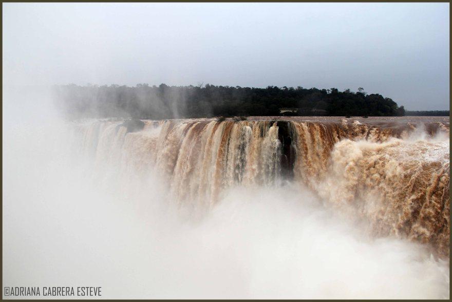 Garganta del Diablo - Cataratas del Iguazú
