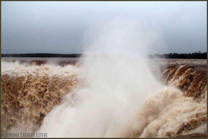 Garganta del Diablo1 - Cataratas del Iguazú