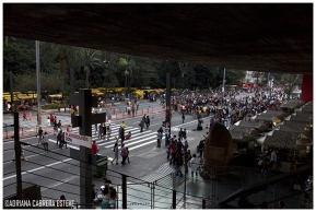Av.Paulista en domingo
