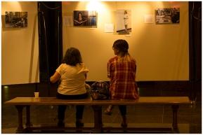 Inauguración Hijas de Vidriero en el Anexo 7